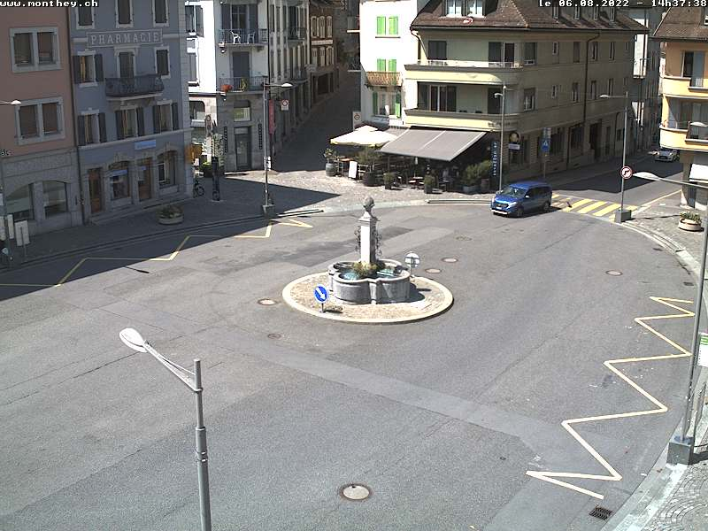 webcam monthey centre